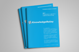 Knowledge Relay corporate style guide | 38West Web Design & Creative Marketing Agency in Orange County, CA