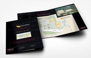 Majestic Realty Retail brochure   38West Web Design & Creative Marketing Agency in Orange County, CA