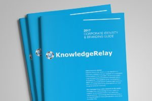 Knowledge Relay Print Marketing | 38West Web Design & Creative Marketing Agency in Orange County, CA