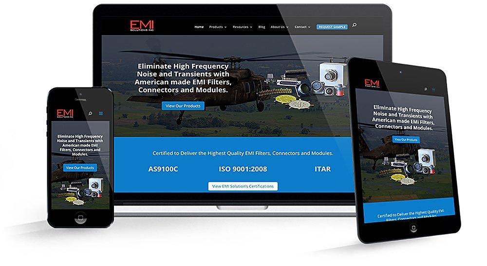 EMI Solutions Inc. | 38West Creative Design Agency
