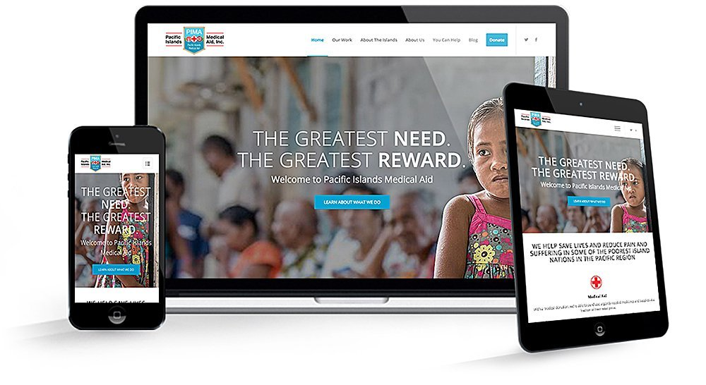 Pacific Islands Medical Aid | 38West Web Design & Creative Marketing Agency in Orange County, CA