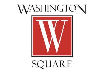 Logo created for Washington Square by 38West