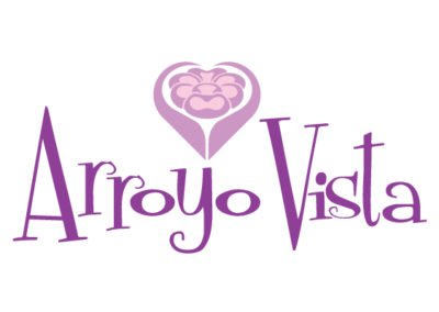 Logo created for Arroyo Vista Elementary School Spirit Wear by 38West