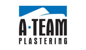Logo created for A-Team Plastering by 38West