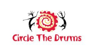 Logo created for Circle the Drums by 38West