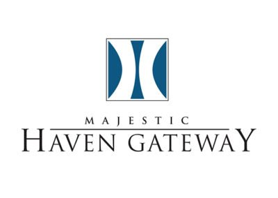 Logo created for Majestic Haven Gateway by 38West