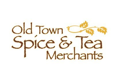 Logo created for Old Town Spice and Tea Merchants by 38West