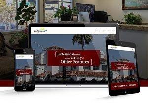 San Clemente Office Suites | 38West Web Design & Creative Marketing Agency in Orange County, CA