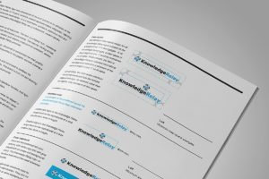 Knowledge Relay Print Marketing   38West Web Design & Creative Marketing Agency in Orange County, CA