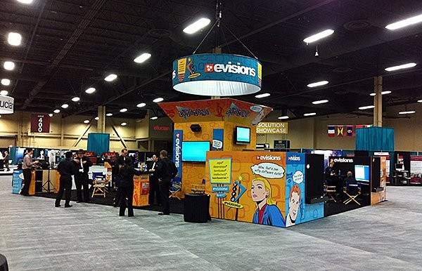 Trade show booth design | 38West Web Design & Creative Marketing Agency in Orange County, CA